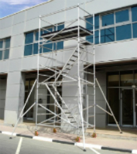 Aluminum Scaffolding | Scaffolding Dubai | Scaffolding Gulf