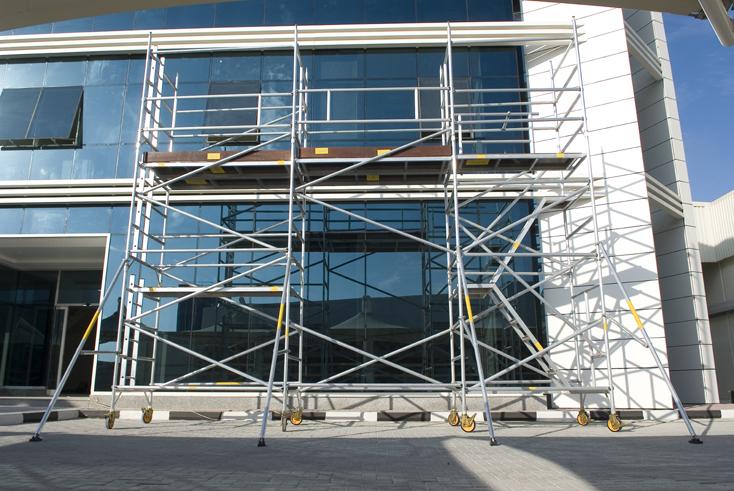 Aluminum Scaffolding Scaffolding Dubai Scaffolding